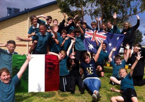 Als Assistenz-Lehrerin in Australien