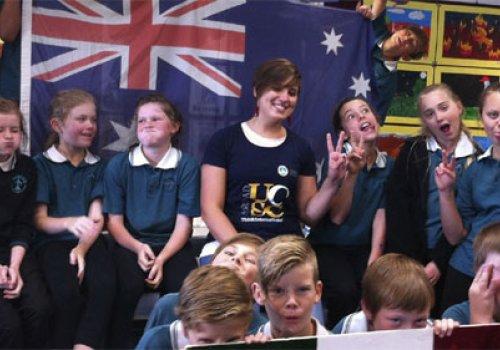 Deutsch als Fremdsprache in Australien unterrichten
