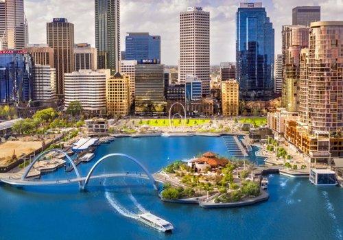Jobsuche und Bewerben in Perth